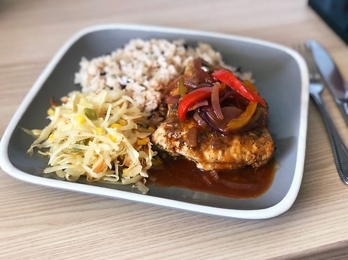 Cook With Esmie: Jerk Chicken