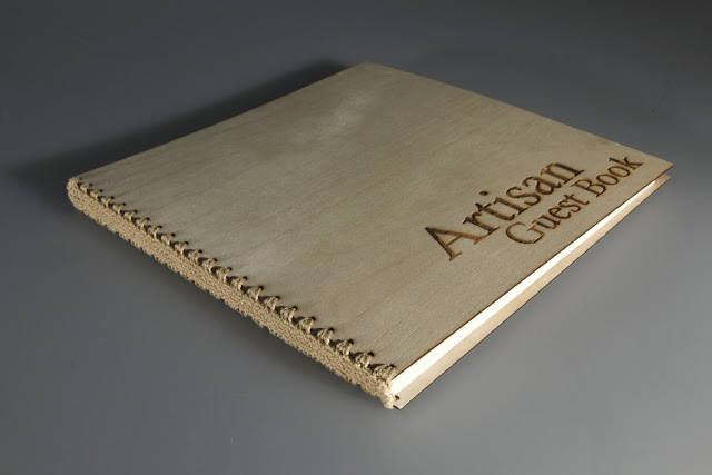 Artisan Exhibition Guest Book 2012
