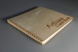 Artisan Exhibition Guest Book 2012