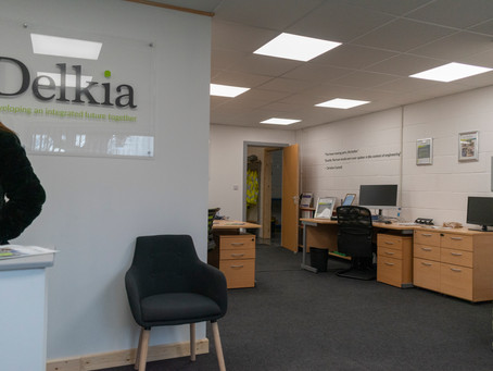 Delkia have moved!