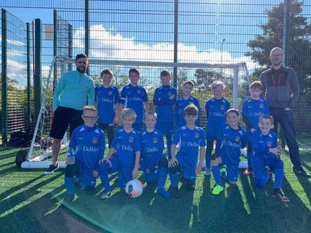 Supporting St Bees future football stars