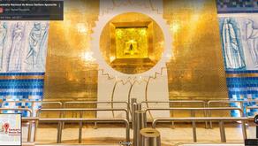 Visite o Santuário de Nossa Senhora Aparecida sem sair de casa !