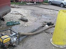 очистка канализационного колодца_002