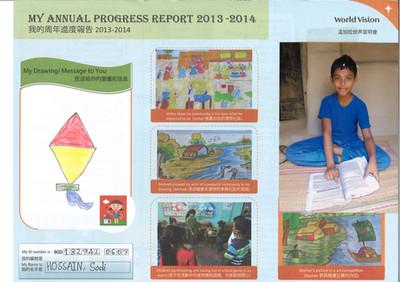 Bangladesh-Hossain Sadi Progress Report