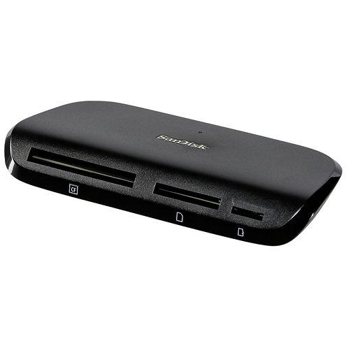 USB-C™ Multi-Card Reader