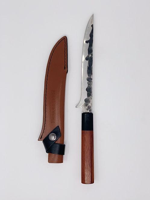 """7"""" Boning Knife Leather Saya"""