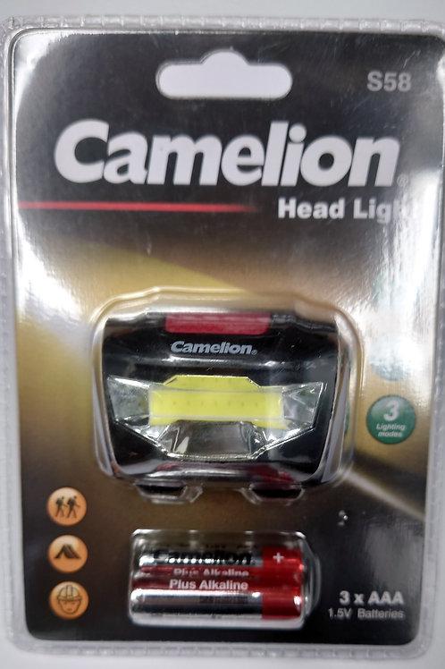 Camelion S58-3LR03DB 3W COB LED Head Light