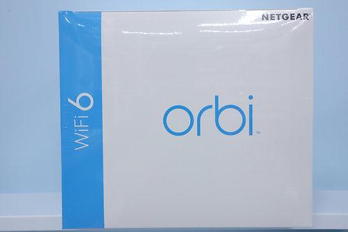 Orbi Wifi 6 AX6000, Tri Band MESH Wifi System (Kit of 2 units)