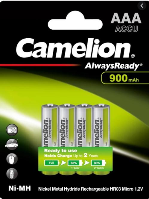 Camelion NH-AAA900ARBP4 Alwaysready AAA
