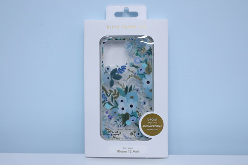 iPhone (TBD) Rifle Paper Co. - Garden Party Blue w/ Antimicrobial