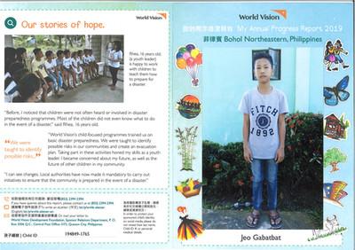 Philippines-Jeo Gabatbat Progress Report