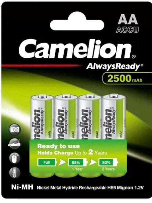 Camelion NH-AA2500ARBP4 Alwaysready AA2500MAH