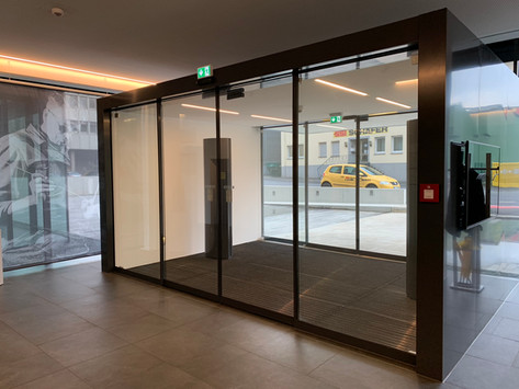 Bürogebäude Neunkirchen