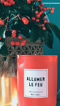Candle - Allumer Le Feu