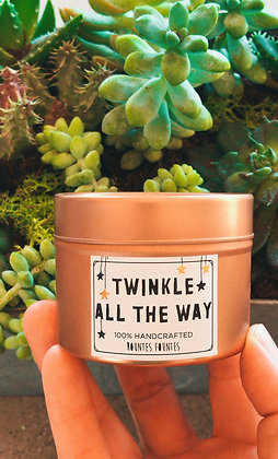 Candle - Twinkle All The Way