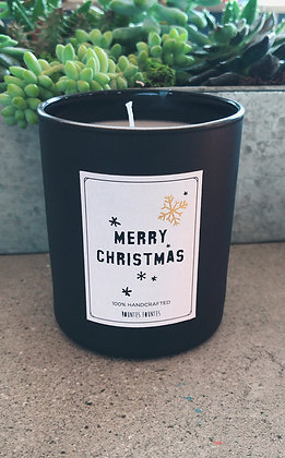 Candle - Merry XMAS