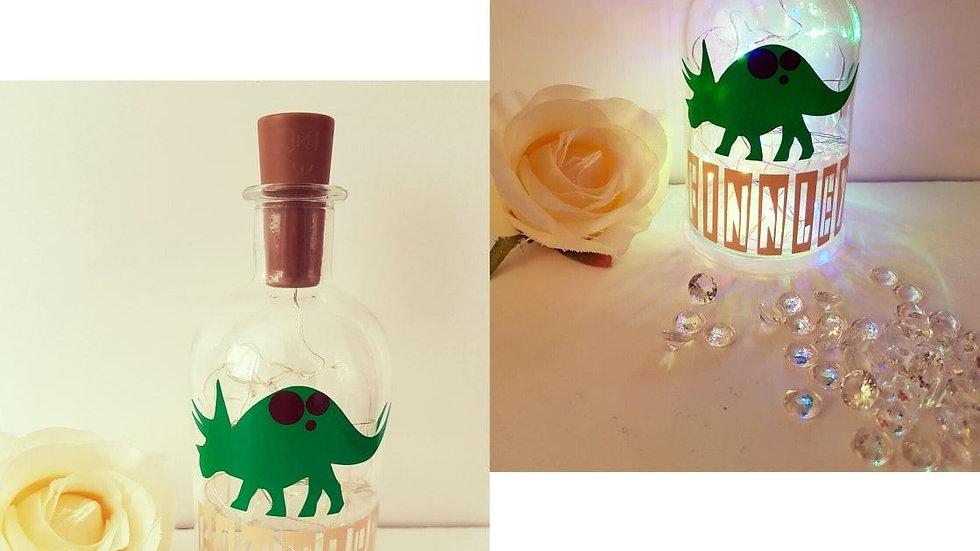 Dinosaur Light Up Bottle