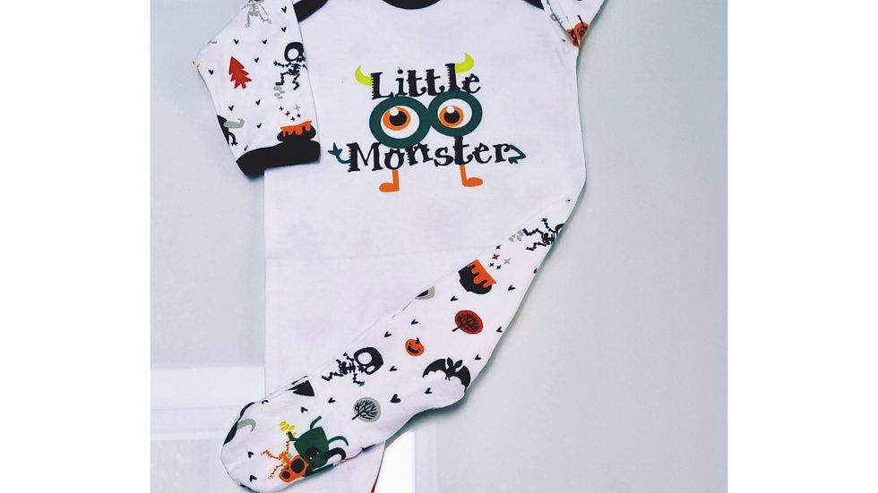Little Monster Sleepsuit