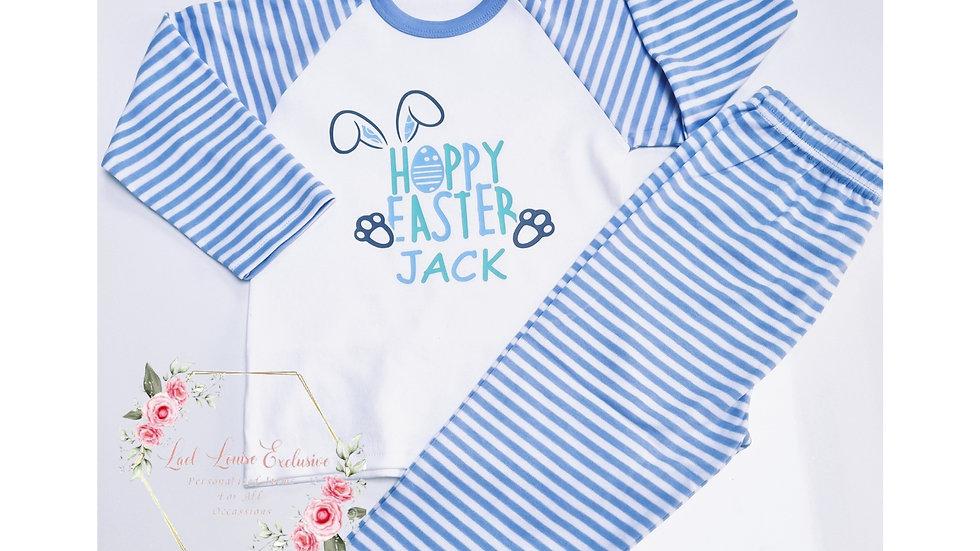 Hoppy Easter pyjamas
