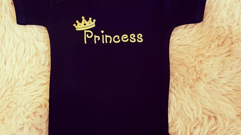Prince or Princess Bodysuit