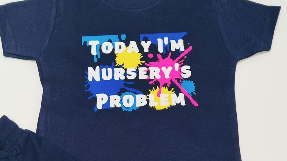 Little troubles T-shirt