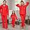 Thumbnail: Family button up Christmas Pyjamas