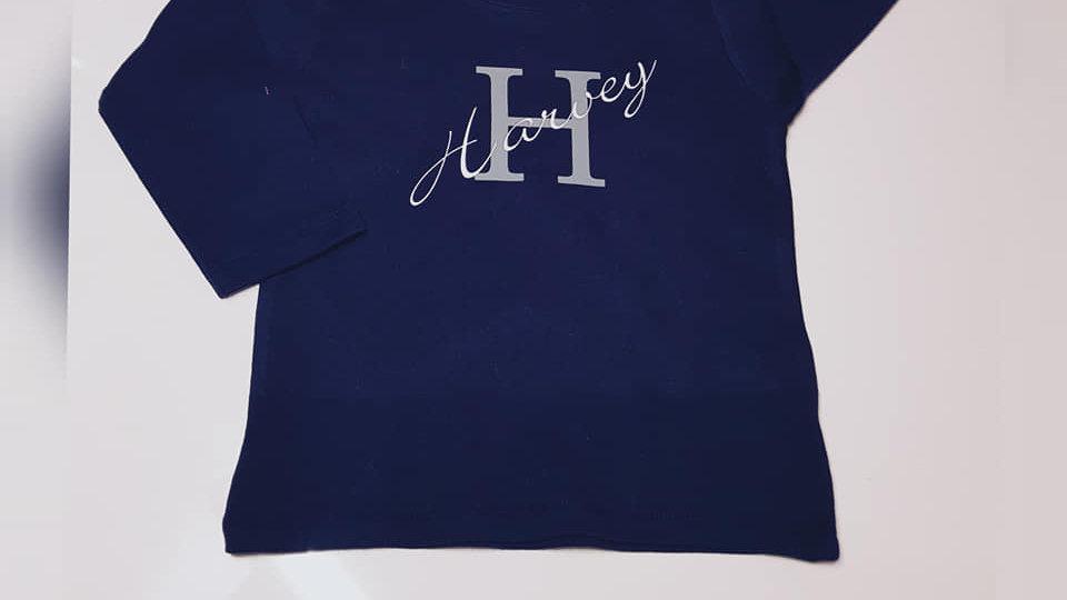 Personalised Signature T-shirt
