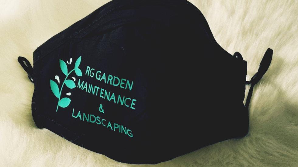 Company Logo Face Masks