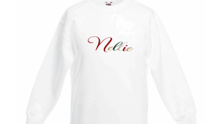 Personalised Family Christmas Sweater