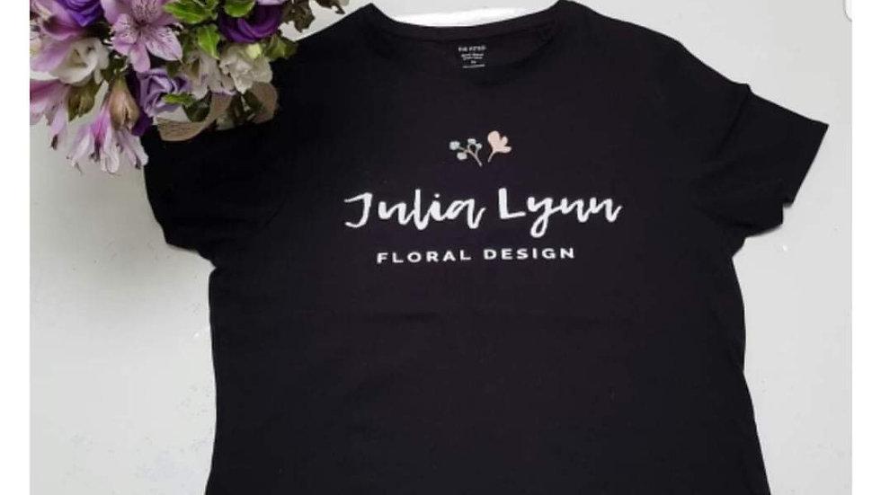 Company Logo/ Adult customise T-shirt