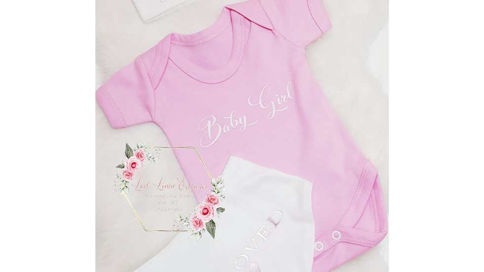 Customise your own Baby Bodysuit