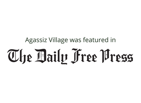 Agassiz Village camp strives to support at-risk Boston youth by Molly Farrar