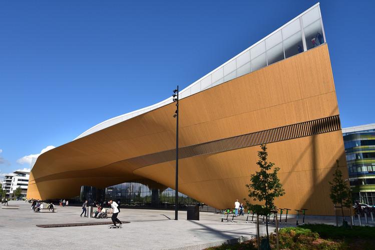 Oodi Central Library - Helsinki