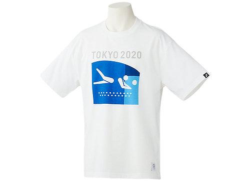 Tokyo 2020 Olympics T-Shirt - Beach Volleyball