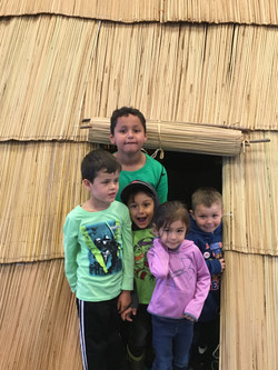 longhouse tule kids