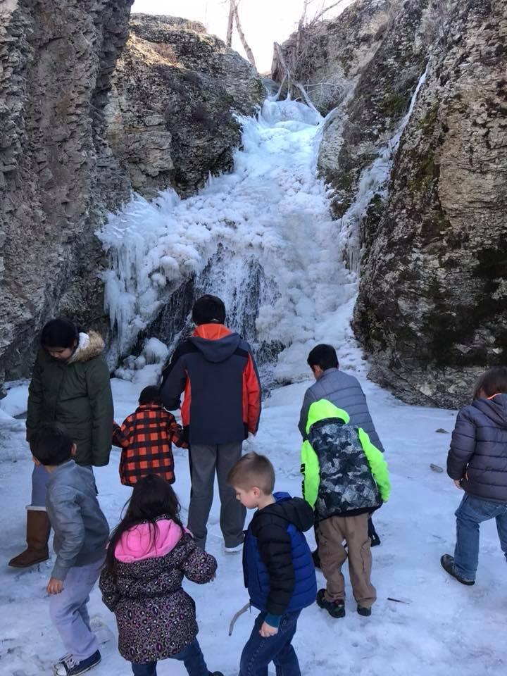 glacier kids