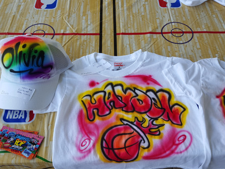 Miami Heat Themed Party At Miami Beach JCC