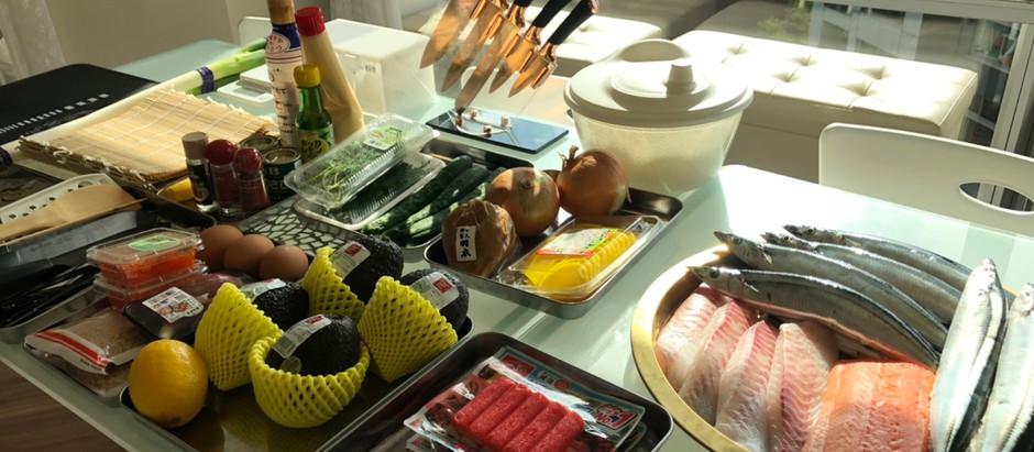 お魚マイスターの料理合コン 新メニュー