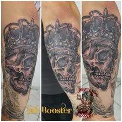skull mit krone