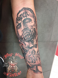 Don Vito Tattoo / Familia Tattoo