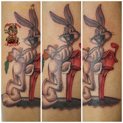 Bugs bunny Tattoo