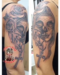 La Catrina Tattoo