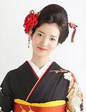 日本髪front