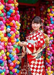 振袖京都ロケーションフォト撮影