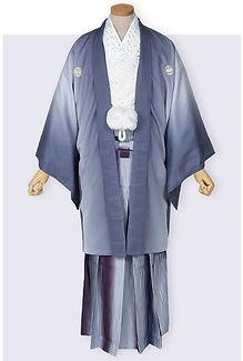 男性 紋付袴