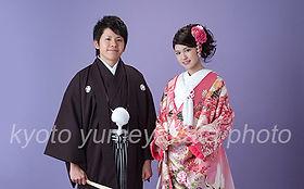 婚礼スタジオ撮影