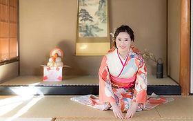 成人式京町家フォトセッション