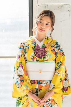 Kimono Rental Plan Oike Bettei