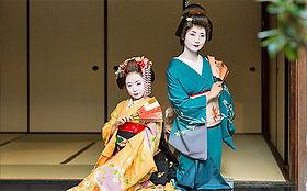 舞妓京町家フォトセッション