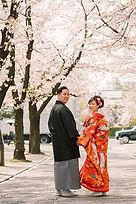 婚礼ロケーション撮影